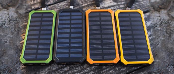 راهنمای خرید پاور بانک خورشیدی