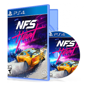 بازی Need for Speed Heat برای PS4