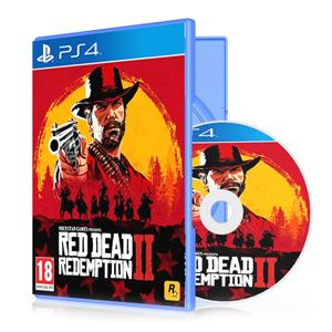 بازی Red Dead Redemption 2 برای PS4