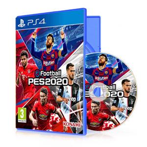 بازی eFootball PES 2020 برای PS4